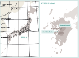 kumamoto map